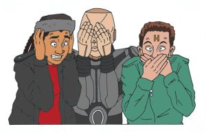 Red Dwarf-Animated-See No Evil by karcreat