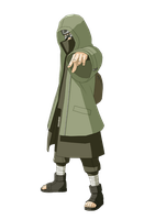 Shino Aburame Render by xUzumaki