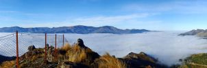 Fog Panoramic by mark-flammable