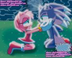 CG - 'No matter what, you will always be my Sonic' by EleanorDevil-Sonic