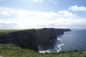 cliffs of moher by king-of-rats