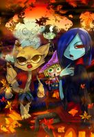halloween by Spikie