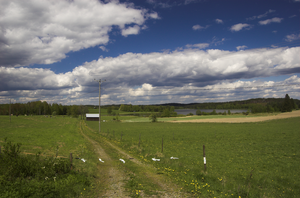 In the finnish countryside by Karelen