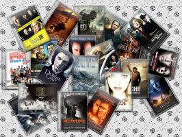 100 DVD movies icon by anamahmoud