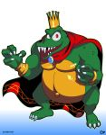 COMMISSION: King K Rool by BLKMKT-ARCHIVE