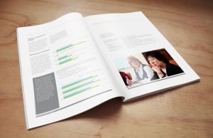 Annual report content III by DIVASOFT