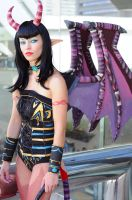Succubus - World of Warcraft by popecerebus