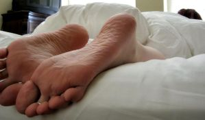 In the AM by Pies-Toes-N-Soles