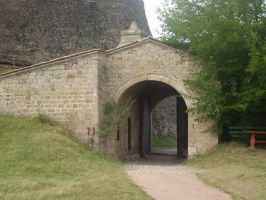 the door by boliarka