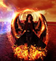 The Nine Circles Of Hell by BloomingRoseXeniia