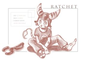 Ratchet by lovechin88