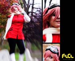 FLCL - one life +Preview+ by cafe-lalonde