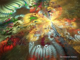 FRACTAL IMPRESSIONISM by GeaAusten