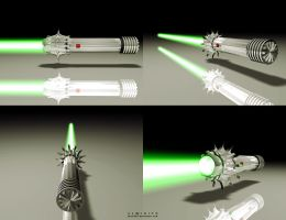 Light Saber by Almirith7