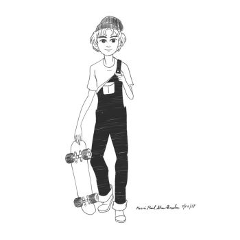 Skater by KevinPSB4