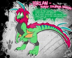 Brian reference by Purple--Spot