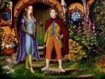 LOTR - Splash of Color (Contest Entry) by TheWhovianHalfling
