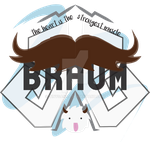Braum ~ The heart is the strongest muscle by tinysasha