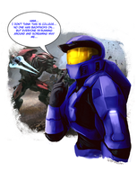 RVB - Day 2 by Synnesai