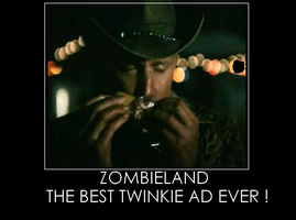 Twinkie of Zombieland by Melick