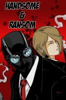 Handsome and Ransom Cover by fukujinzuke