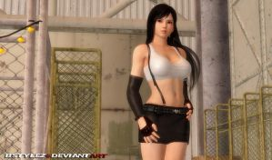 Kokoro in Tifa Re-born (Beta Version) by bstylez