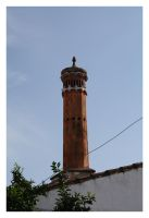 Moorish Chimney in Mourao by FilipaGrilo