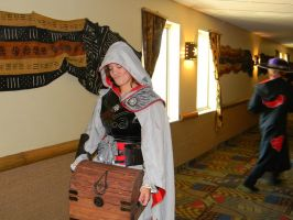 Assassins Creed Colossalcon by EndOfGreatness