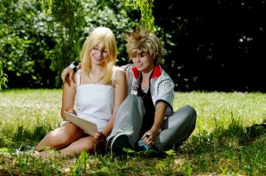 -Namine and Roxas- All You Need Is Love by Flanna