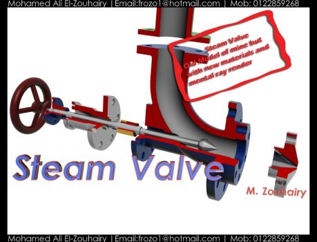 Steam Valve section by Zouhairy