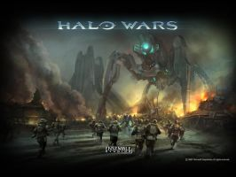 Halo Wars - 5 Years Of Hell by TheVulcanResistance