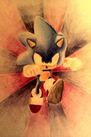 Sonic: The Fastest Thing Alive by Lunala13