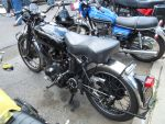 A Classic Vincent Black Shadow by Brooklyn47