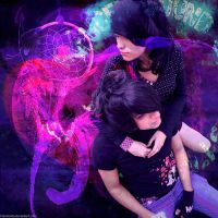 Emo Love by Fotomonta