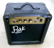 Park-Marshall Amp 2 by Rhabwar-Troll-stock