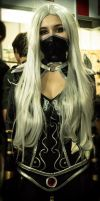 Nightblade Irelia on cd-action birthday xd by Daraya-crafts