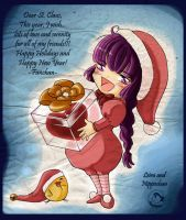 Dear Santa Claus... by FantasyHeart