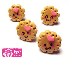 vainilla cookies ring by KPcharms