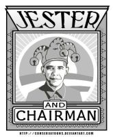Jester President by Conservatoons