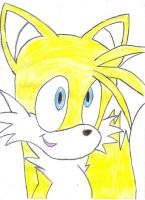 Tails Card by kaiba-j