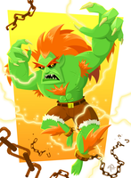 Blanka (final) by placitte2012
