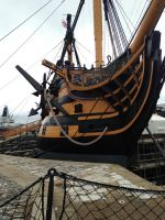 HMS Victory #2 by Orochising