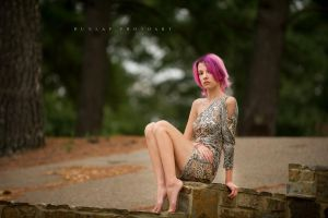 Shelby - bended knees by Tommy8250