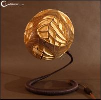 Table lamp XIX by day 2 by Calabarte