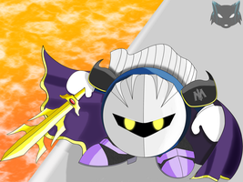 Metaknight Twilight by IsaacRF239