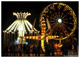 West Texas Fair and Rodeo by Pammymcb