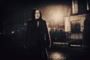 Severus the death eater by xantishax277