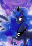 Princess Luna by StePandy