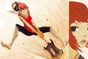 FLCL by celor