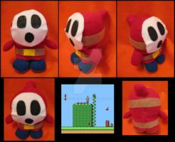Old School Red Shy Guy by A-chan--Creations
